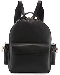 Buscemi - Phd Men's Leather Backpack - Lyst