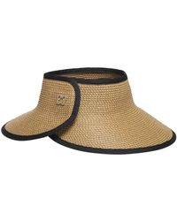 Eric Javits - Lil Squishee Packable Visor - Lyst