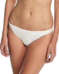 Missoni - Knit Hipster Swim Bikini Bottom - Lyst
