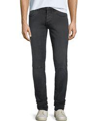PRPS - Men's Windsor Black Skinny Jeans - Lyst