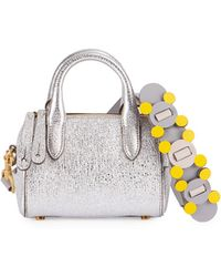 Anya Hindmarch - Vere Mini Barrel Flip Shoulder Bag - Lyst