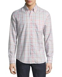 Tom Ford - Plaid Button-front Shirt - Lyst