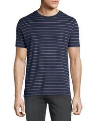 Ralph Lauren - Men's Striped Cotton T-shirt - Lyst