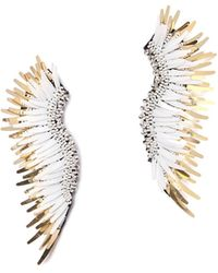 Mignonne Gavigan - Madeline Beaded Statement Earrings - Lyst