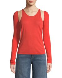 Helmut Lang - Re-edition Tank Top With Detachable Sleeves - Lyst