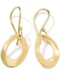 Ippolita - Ge012 18k Single Oval - Lyst