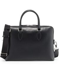 Burberry - Barrow Grained Leather Briefcase - Lyst