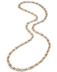 Eddie Borgo | Small Swivel Link Necklace | Lyst