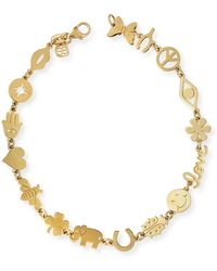 Sydney Evan - Mini Pure Anniversary Bracelet - Lyst