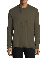 Vince - Men's Double-layer Pullover Hoodie - Lyst