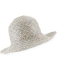 Armani - Structured Sun Hat - Lyst