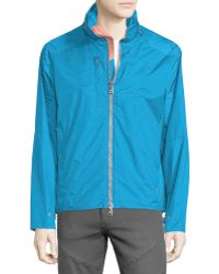 Pink Pony - Summit Nylon Water-resistant Jacket - Lyst