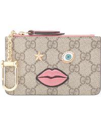 gucci key pouch. gucci | circus key pouch lyst