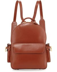 Buscemi - Phd Men's Calf Leather Backpack - Lyst