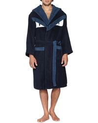 Fendi - Terry Cloth Monster Robe - Lyst
