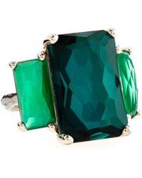 Ippolita - Rock Candy 3-stone Ring - Lyst