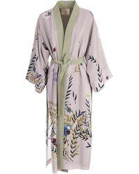 Erika Cavallini Semi Couture - Kimono Karine - Lyst