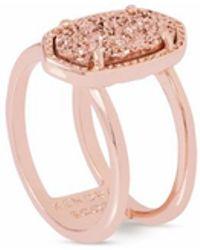 Kendra Scott   Elyse Ring   Lyst