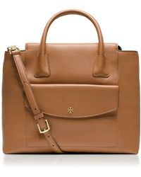 Tory Burch Emerson Tote - Lyst