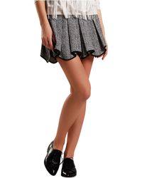 Sachin & Babi Max Skirt black - Lyst