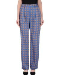 Thakoon Addition - Casual Trousers - Lyst