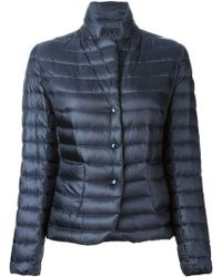 Moncler Leyla Quilted Jacket - Lyst