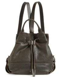 Treasure & Bond - Drawstring Backpack - Lyst