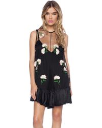 Alice Mccall Multicolor Echoes Playsuit - Lyst