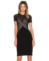 Lover | Linear Midi Dress | Lyst