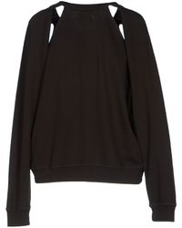 Cheap Monday Sweatshirt - Lyst