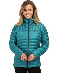 The North Face Tonnerro Hooded Jacket - Lyst
