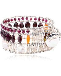 Ziio - Netti High Bracelet - Lyst