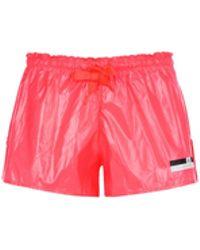 Adidas By Stella McCartney | Pink Woven Short | Lyst