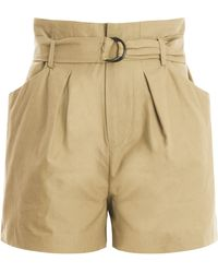 Isabel Marant Orion Shorts - Lyst