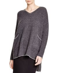 Eileen Fisher | V-neck Tunic | Lyst