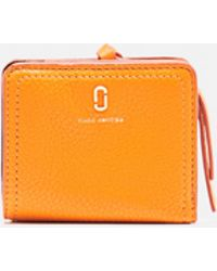 Marc Jacobs Portafoglio Softshot Mini Compact