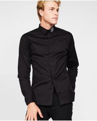 Dior Homme - Shirt With Dior Print - Lyst