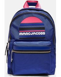 Marc Jacobs - Logoed Nylon Backpack - Lyst