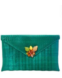 KATE CHAN - Magical Thinking Envelope Clutch - Lyst