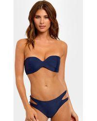 Acacia Swimwear - Coconut Bandeau Bikini Top - Catch Of The Day - Lyst