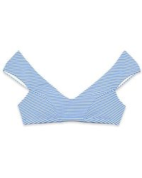 Vitamin A - Capri Top - Hamptons Stripe - Lyst