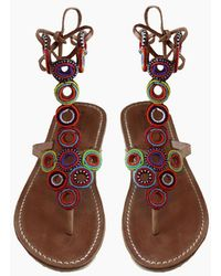 Aspiga Kalifi Sandals - Multicolour