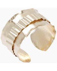 Marcia Moran - Walynn Bracelet - Gold - Lyst