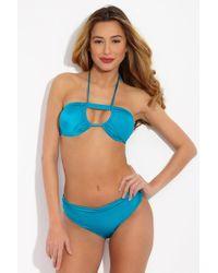 BOAMAR - Wasabi Bikini Top - Lyst