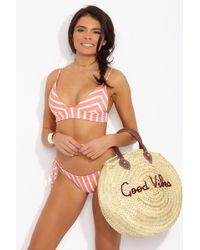 Tori Praver Swimwear - Daniela Top - Lyst