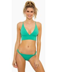 L*Space - Olivia Bralette Bikini Top - Spearmint - Lyst