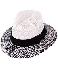 Bikini.com - Panama Hat - Lyst