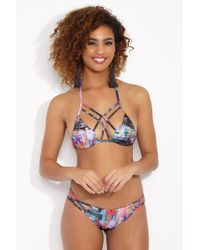 Keva J - Cotinga String Bikini Top - Lyst