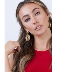 Vanessa Mooney - The Braxton Earrings - Gold - Lyst