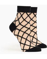 Richer Poorer - Bailee Ankle Socks - Black - Lyst